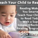 3 Tips on How To Teach Your Child To Read